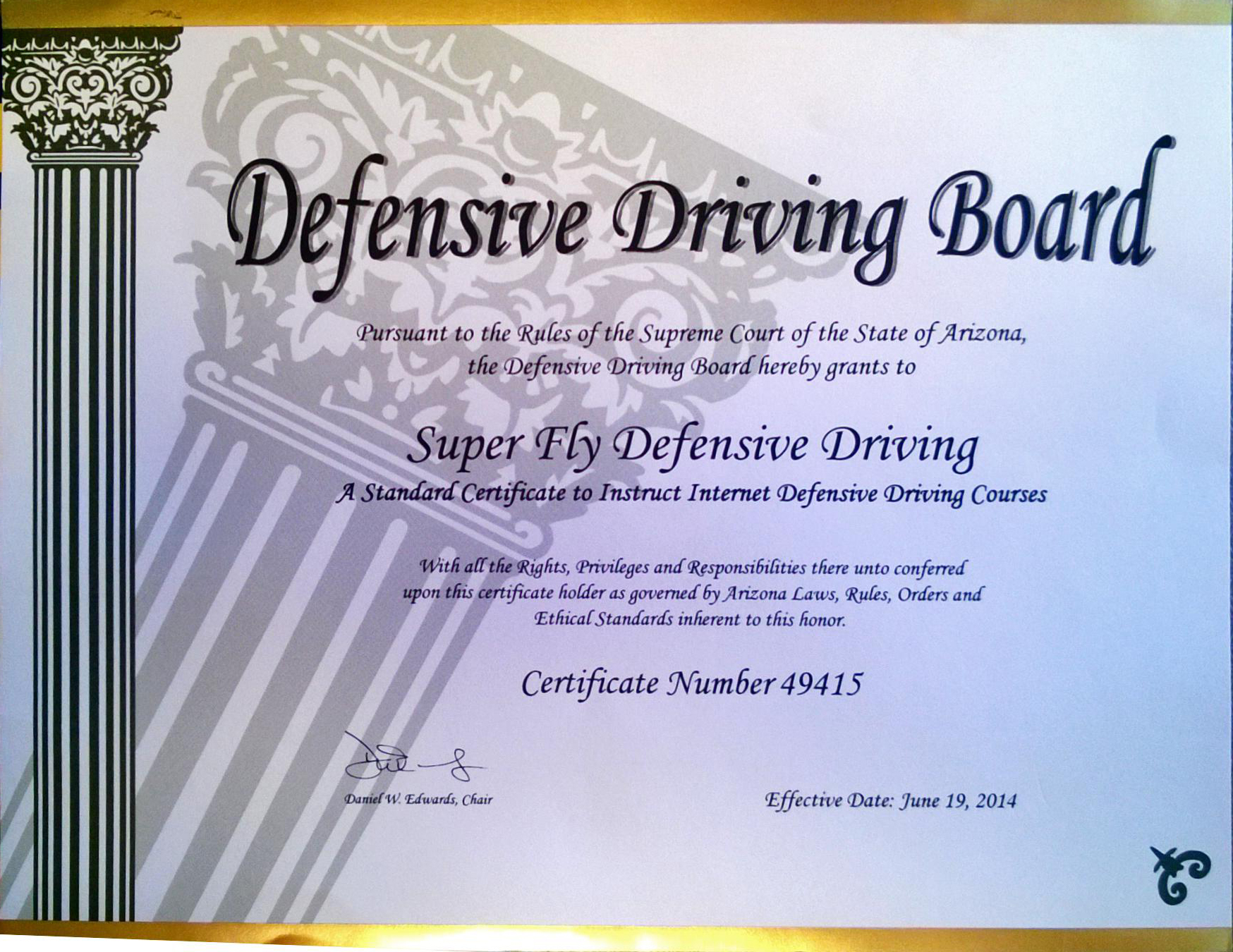 Superflydefensivedriving Take Defensive Driving Online